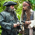 Jogo Pirates of the Caribbean
