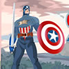 Jogo Captain America Dress Up