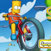 Jogo Simpsons Bike Rally