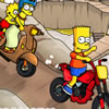Jogo Simpsons Family Race